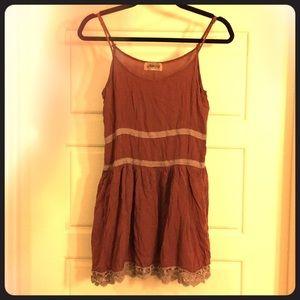 Lightweight Mini Dress